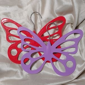 Butterfly Scarf Accessory Hanger